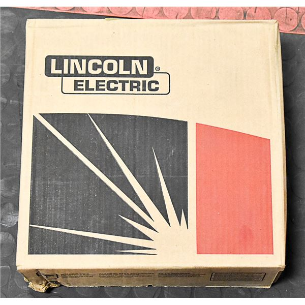LICOLN ELECTRIC 25LBS ROLL OF WELDING WIRE