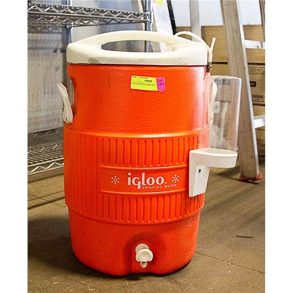 IGLOO WATER DISPENSER - 5 GAL