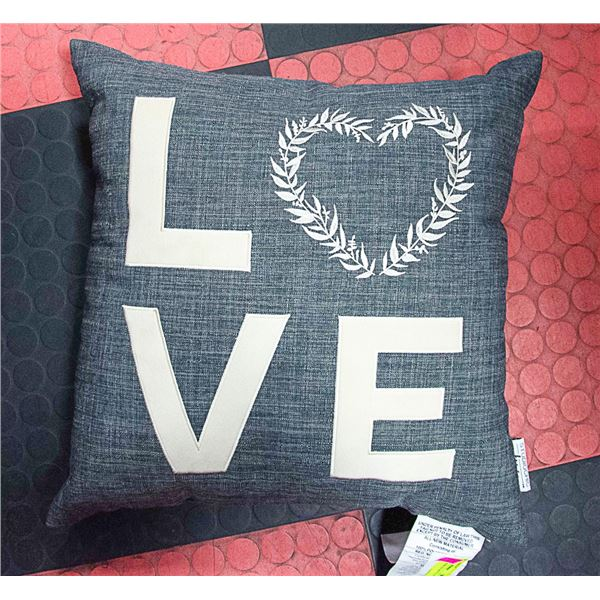 NEW LOVE HOME DECOR PILLOW
