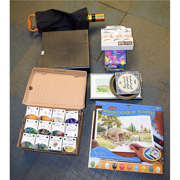 SHELF LOT OF ASSORTED UNCLAIMED ITEMS **ALL ITEMS