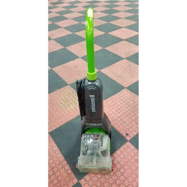 BISSEL POWERCLEAN TURBO BRUSH PET CARPET CLEANER