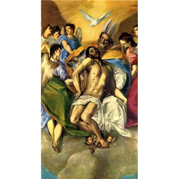 El Greco - By the Grace of God