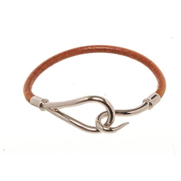 Hermes Brown Jumbo Bracelet