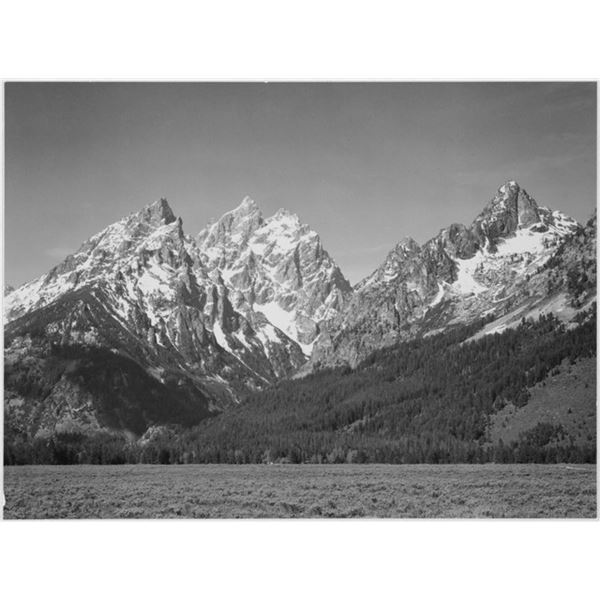 Adams - Grand Teton Wyoming 3