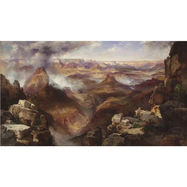 Thomas Moran - Grand Canyon