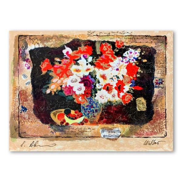 Heart Bouquet by Alexander & Wissotzky