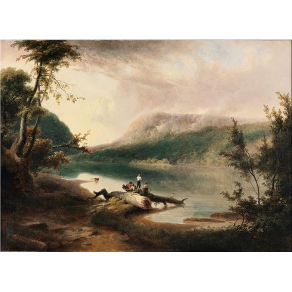 Thomas Doughty - Delaware Water Gap
