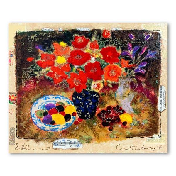 Flowers & Fruit IV by Alexander & Wissotzky