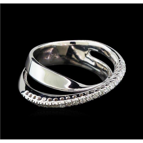0.25 ctw Diamond Ring - 14KT White Gold