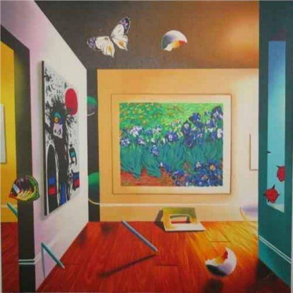 """Ferjo """"Homage to Van Gogh"""""""