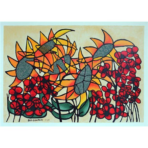 Avi Ben-Simhon Sunflowers