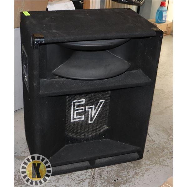 E.V. MODEL SH 150ZER SPEAKER