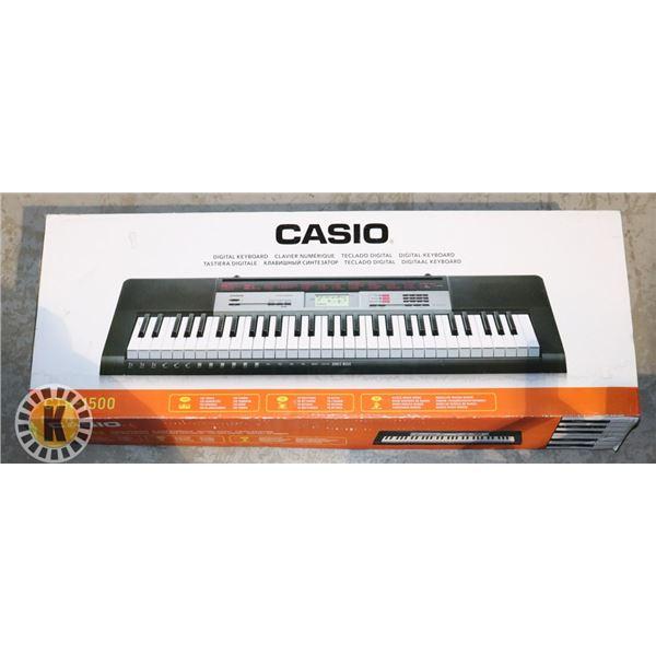 CASIO CTK-1500 DIGITAL KEYBOARD