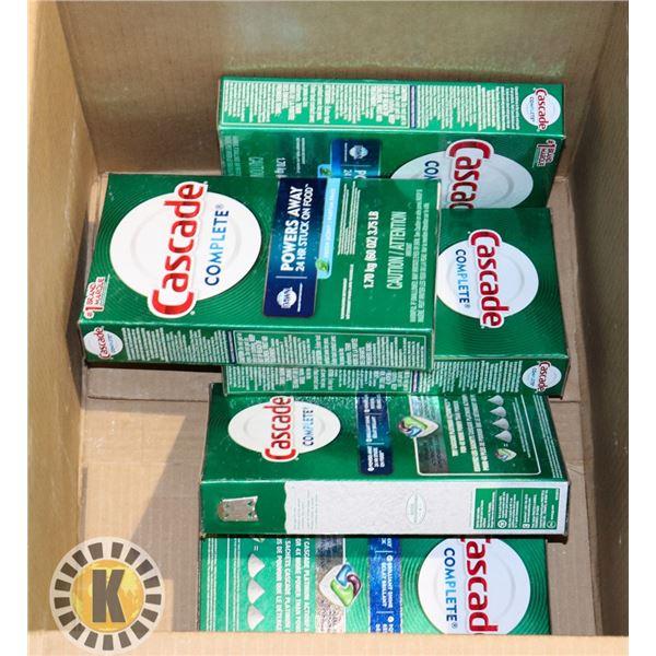 BOX OF CASCADE COMPLETE