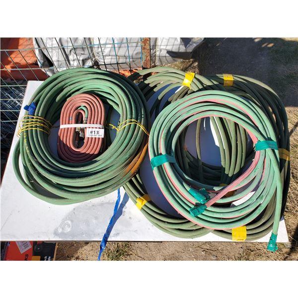 5 acetylene hoses
