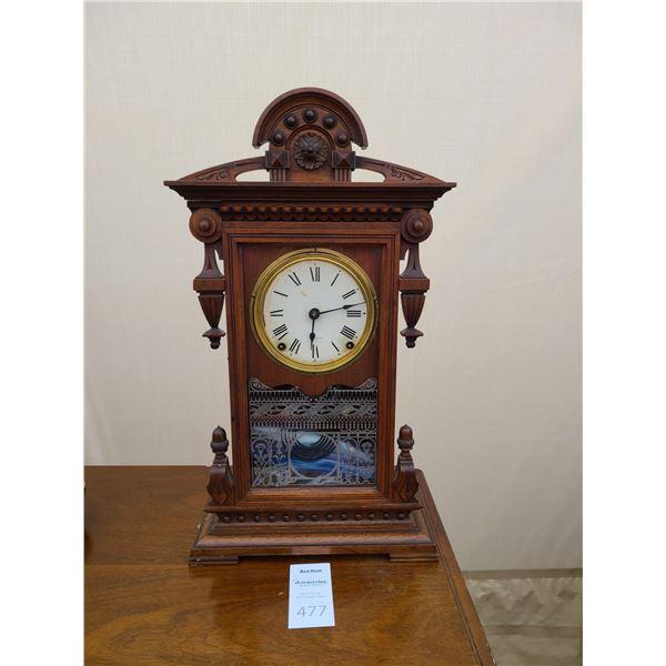 Antique Clock Seth Thomas cat A