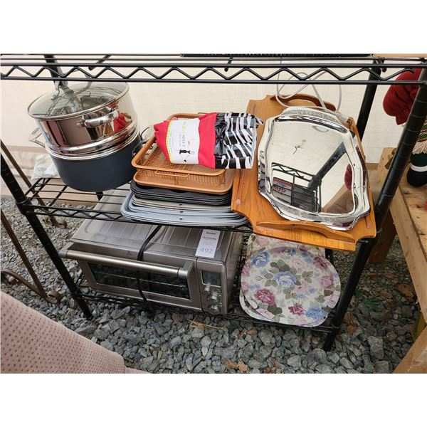 Breville Oven and more Cat A
