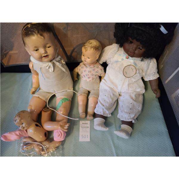 Antique & Vintage Dolls Cat A