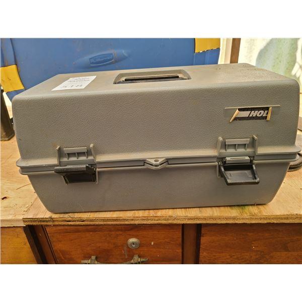 Tool Box and Tools Cat B