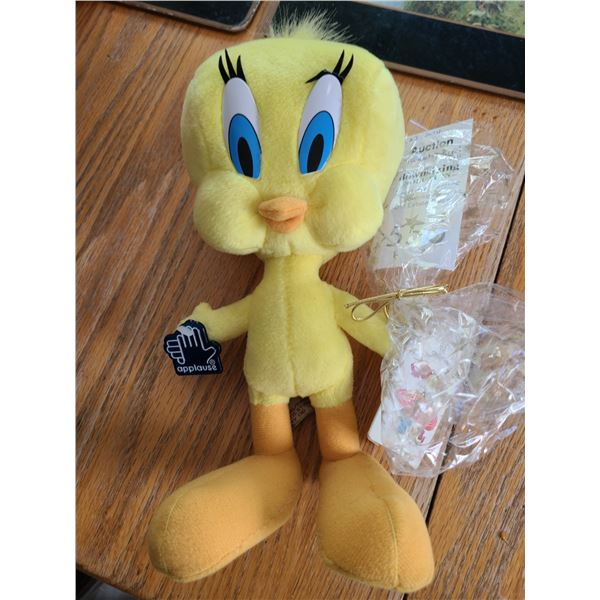 Looney Tunes Tweety Bird Cat A