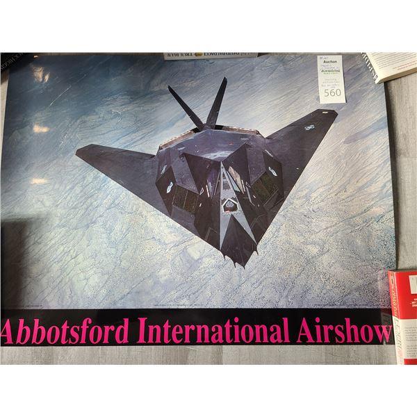 John Gaffney 1991 Abbotsford Airshow Cat A