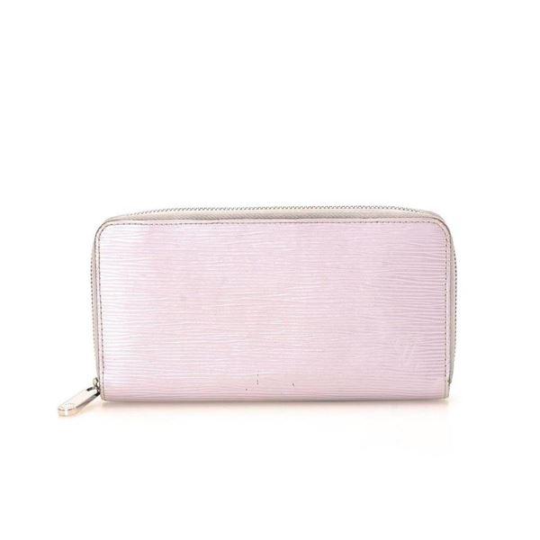 Louis Vuitton Pink Zippy Wallet