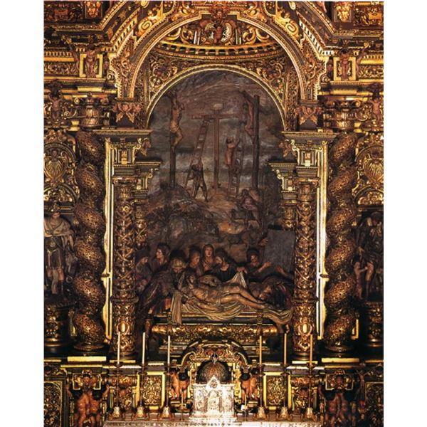 Luisa Ignacia Roldan - Burying of Christ