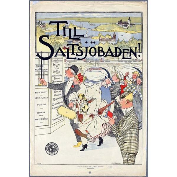Poster of Sweden