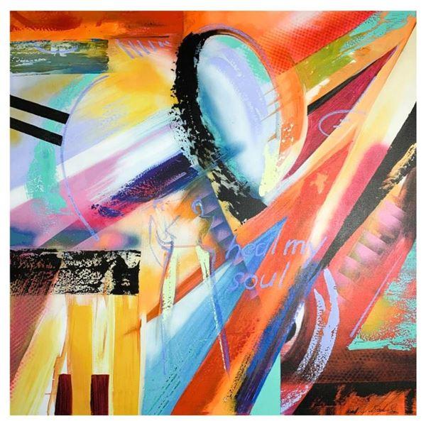 Heal My Soul by Gockel, Alfred Alexander