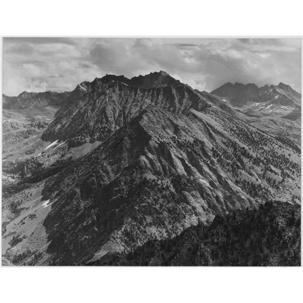 Adams - Middle Fork, Kings River Canyon