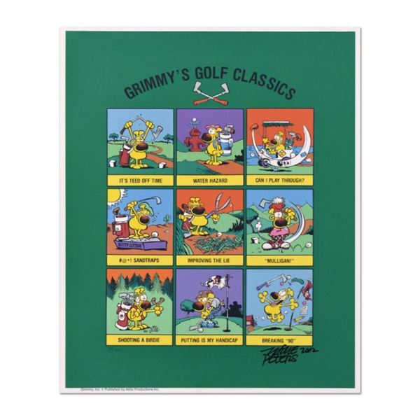 Grimmy's Golf Classics by Peters, Mike
