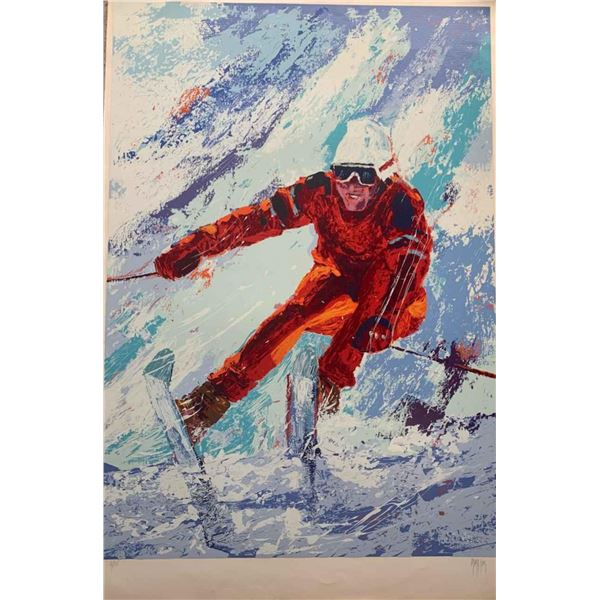 "Mark King ""Down Hill Skier 1978"""