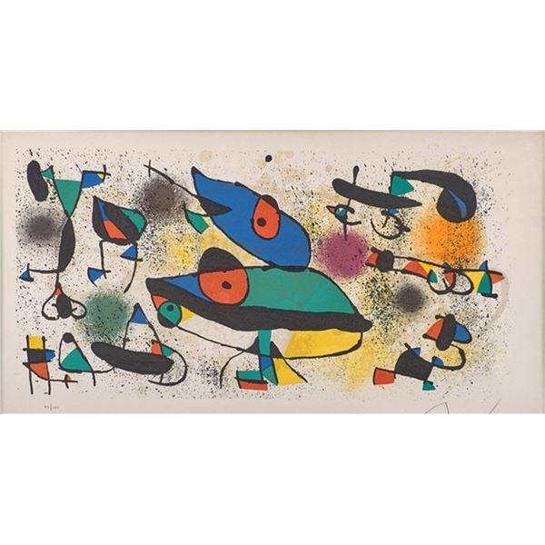 """Joan Miro """"Sculpture II"""""""
