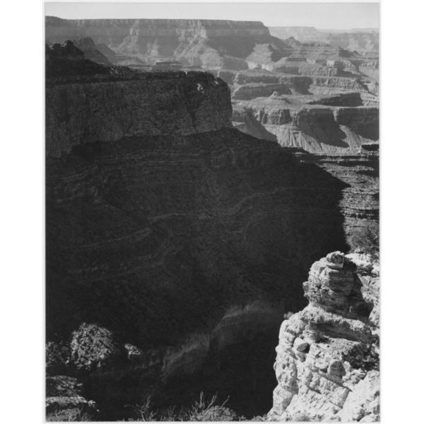 Adams - Grand Canyon South Rim 2