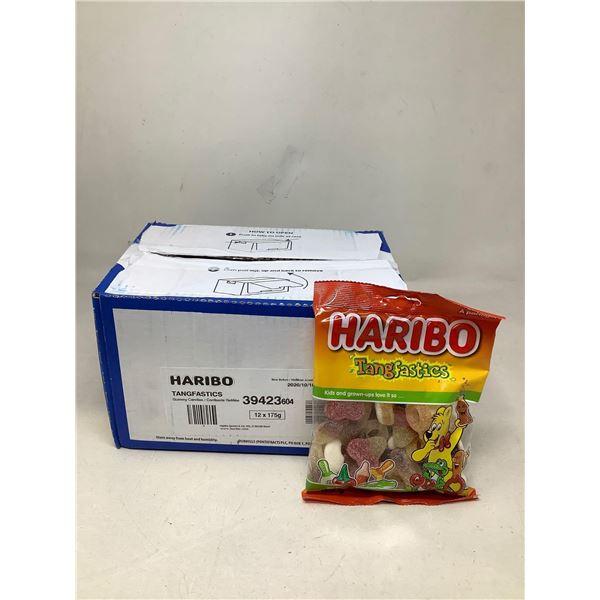 Haribo Tangfastics Gummy Candies (12 X 175G)