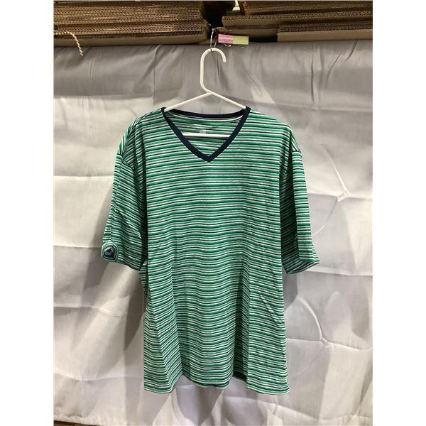 Amazon Essentials Mens V Neck Shirt Size XL