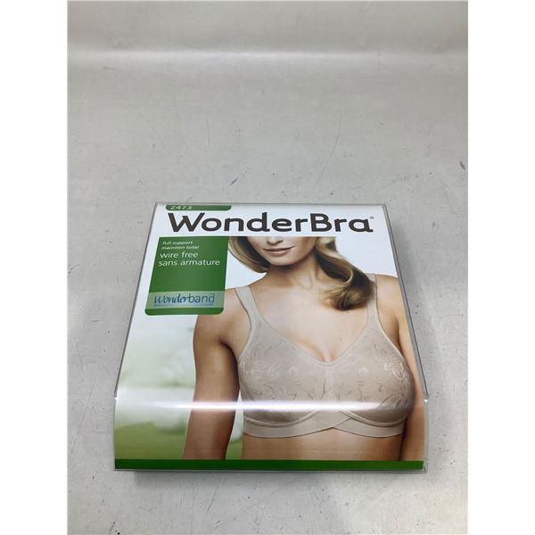 WonderBraFull Support Wire Free