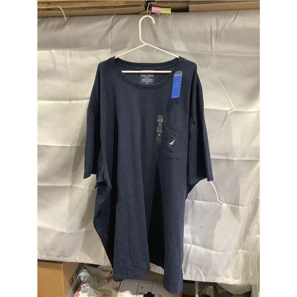 NauticaDeck T Shirt Size 3XL