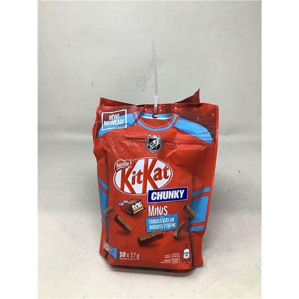 Kit Kat Chunky Cookies & Cream Lot Of 5