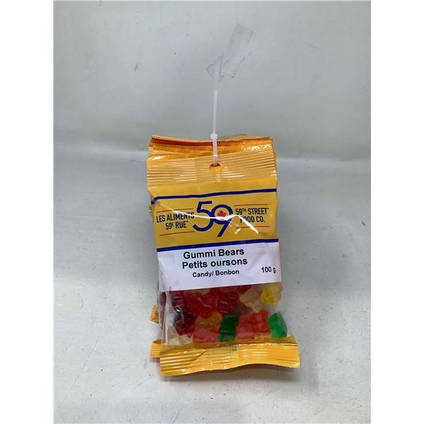 59th Street Gummi Bears (10 X 100G)