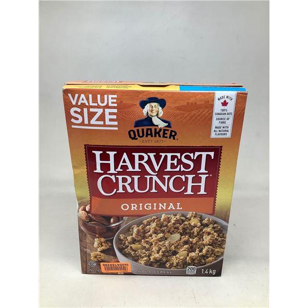 Quaker Harvest Crunch Value Size (1.4KG)