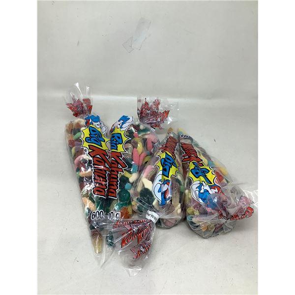 Big Kahuna Candy Cones (4 X 600G)