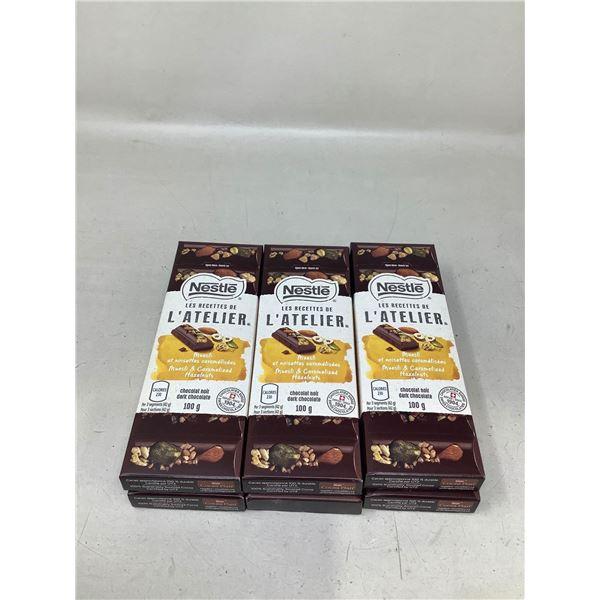 Nestle Muesli & Caramelized Hazelnuts (6 X 100G)