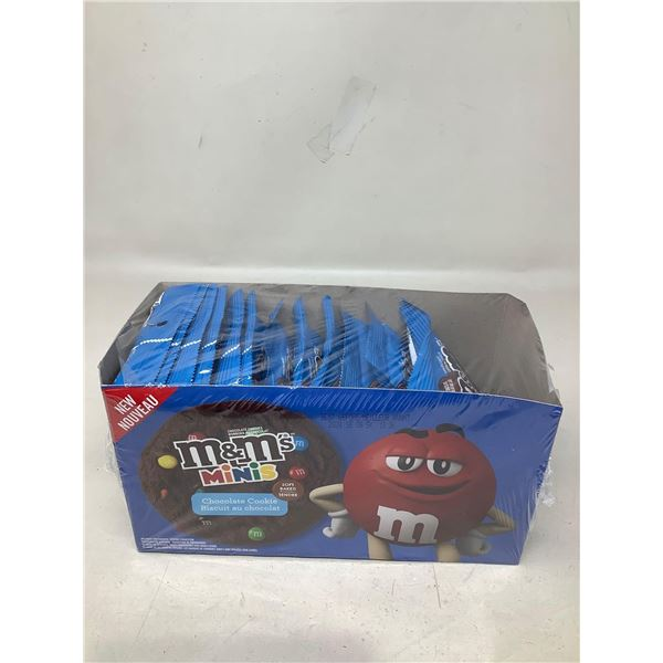 M&M's Mini Chocolate Cookies