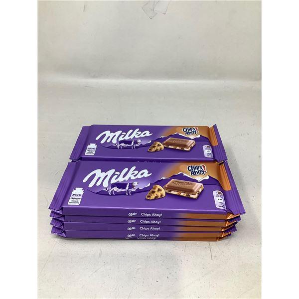 Milka Chips Ahoy Lot Of 10
