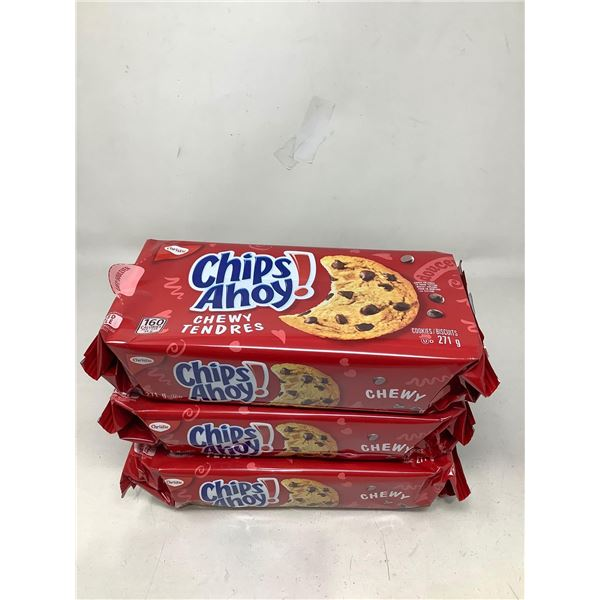 Chips Ahoy! Chewy Cookies (3 X 271G)
