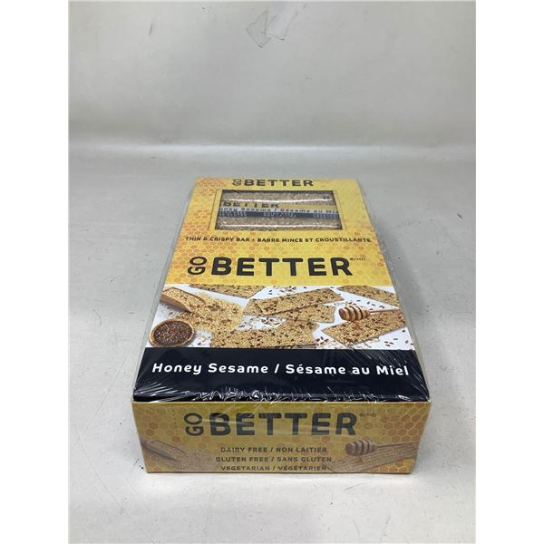 Go Better Honey Sesame (24 X 35G)