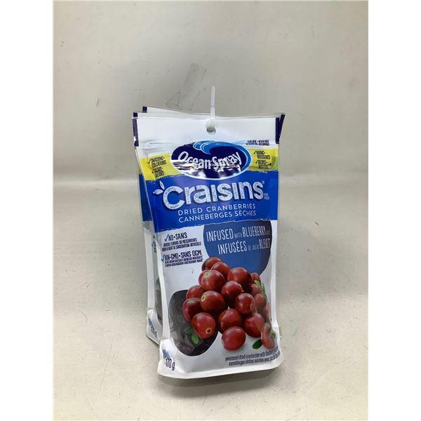 Ocean Spray Craisins(6 X 170G)