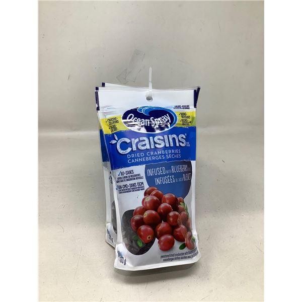 Ocean Spray Craisins (6 X 170G)