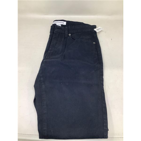 Amazon Essentias Black Jeans (28 X 28)
